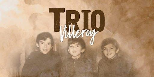 Trio Villeroy no Espaço 373