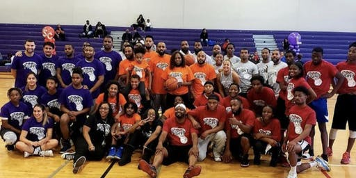 Fight presents its 2nd Annual Charity Basketball Tournament