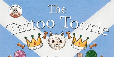 The Tattoo Toorie: children's author event with Alison Page tickets
