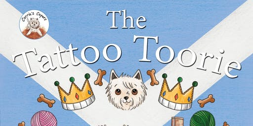 The Tattoo Toorie: children's author event with Alison Page