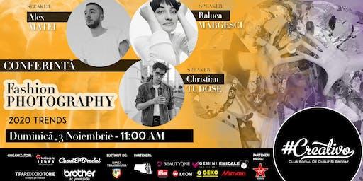 Fashion Photography - 2020 TRENDS - CREATIVO 2019