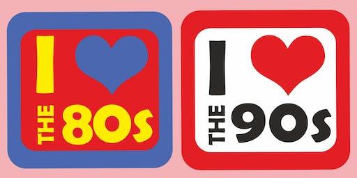 I love the 80s vs 90s