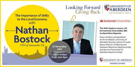 The Importance of SMEs to the Local Economy tickets