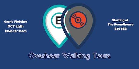 Overhear Presents - Garrie Fletcher: The Four Towers. tickets
