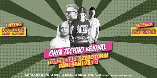 OHM Techno Revival