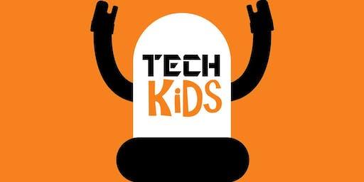 TechKids PA Day Program- November 22nd 2019