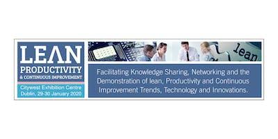Lean, Productivity & Continuous Improvement