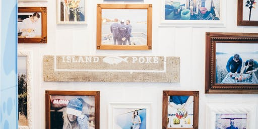 Charity Ride for Louis with Island Poké & Boom Cycle