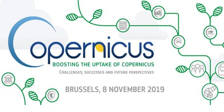 Boosting the uptake of Copernicus: challenges, success, future perspectives tickets