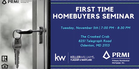 FREE Home Buyer Seminar at The Crooked Crab tickets
