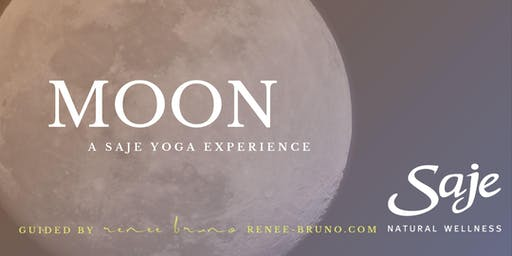 MOON a Saje Yoga Experience