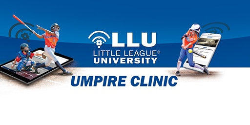 2020 Little League International HQ - Umpire Mechanics Clinic