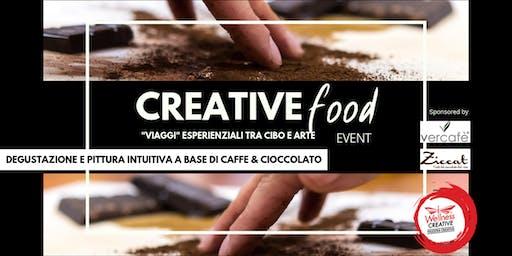 Degustazione e Pittura Intuitiva a base di Caffè & Cioccolato