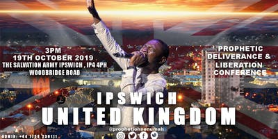 Prophetic Deliverance & Liberation Conference