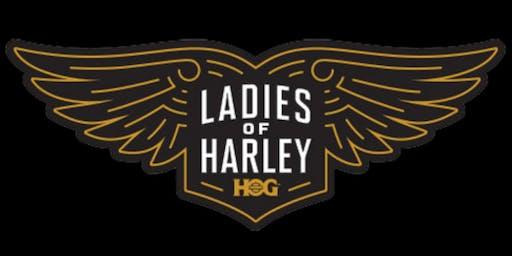 Ladies of Harley Pajama Party