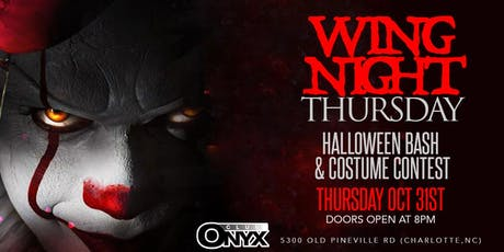 Club Onyx Halloween Bash and Costume Contest  tickets