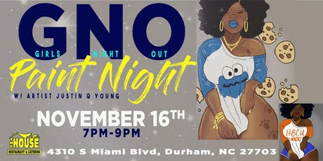 Girls Night Out Paint Night- Durham tickets