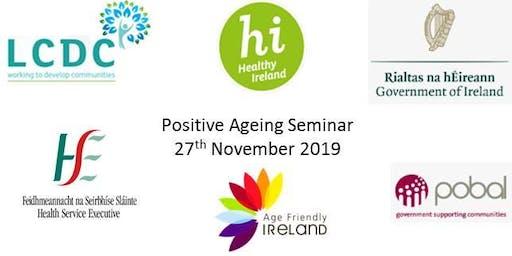 Positive Ageing Seminar