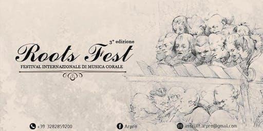 Roots Fest - Festival Internazionale di Musica Corale