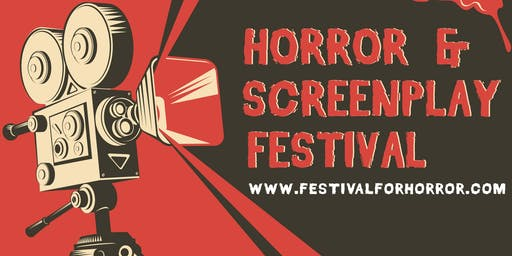 Horror Short Film Festival (Free Event). Monday Oct. 28th. 7pm