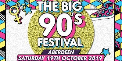The Big Nineties Festival - Aberdeen