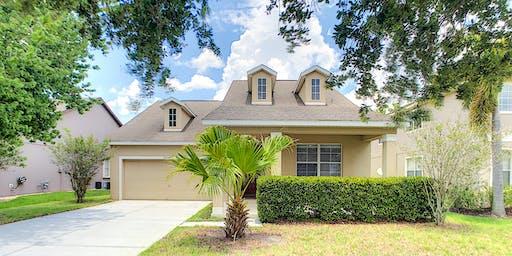 Open House - 8839 Leeland Archer Blvd, Orlando FL 32836