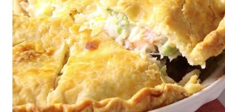 MAKE AND TAKE COOKING CLASS: POT PIES tickets
