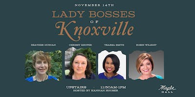 Lady Bosses of Knoxville: Journalism