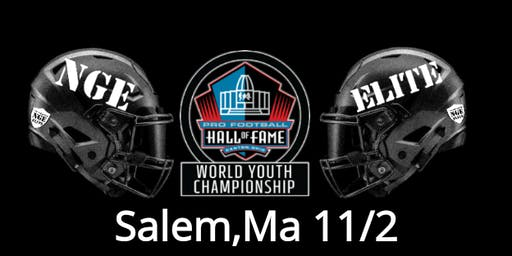 NGE football Allstar Tryouts (Salem, Ma)