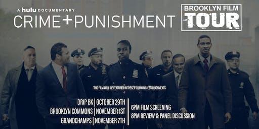 Crime + Punishment: Brooklyn Film Tour
