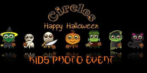 Halloween Kids Photo Event