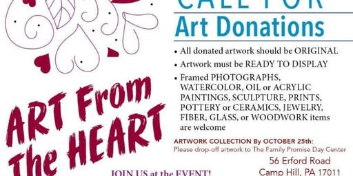 Art from the Heart Auction