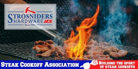 SCA Steak Cookoff tickets