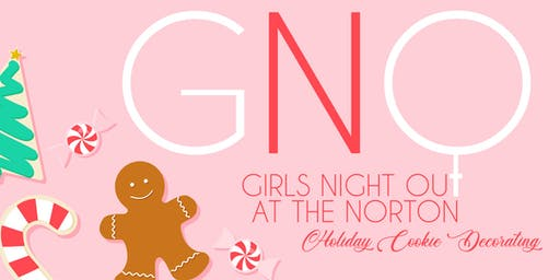 Girls Night Out at the Norton: Holiday Cookie Decorating