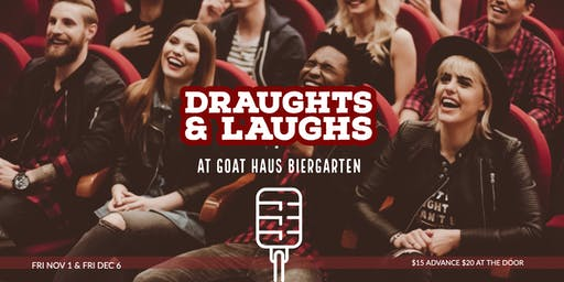 The North American Comedy Brewery Tour At Goat Haus Biergarten
