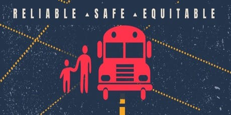 DECC School Transportation Town Hall - Safe, Reliable, Equitable tickets
