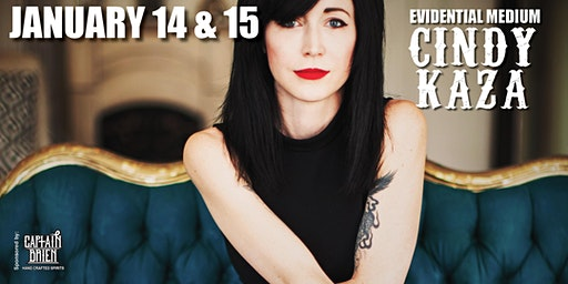 Evidential Medium Cindy Kaza Brings her Sellout show to Naples, Florida