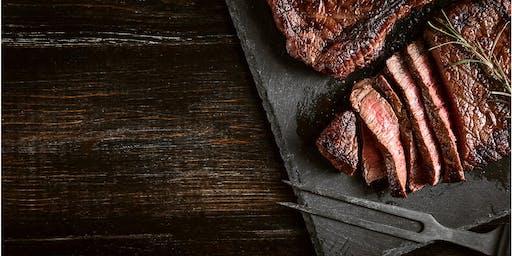 Steaks & Stouts Beer Dinner