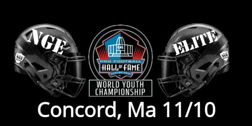NGE Football Allstar Tryout- Concord, Ma