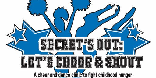 Secret's Out: Let's Cheer and Shout