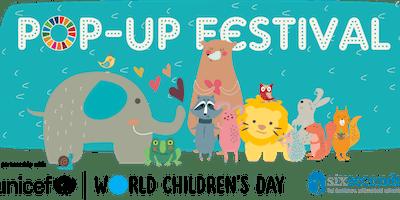 POP-UP FESTIVAL dei Bambini di Bologna - 10/11/19 ore 10-12
