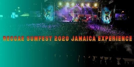 Reggae Sumfest 2020 Jamaica Experience (Hotels + Tickets) tickets