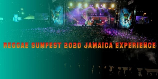 Reggae Sumfest 2020 Jamaica Experience (Hotels + Tickets)