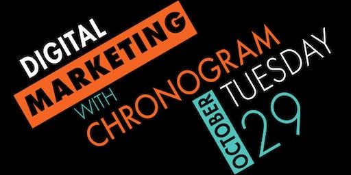 Digital Marketing with Chronogram