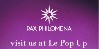 Pax Philomena x Le Pop-Up