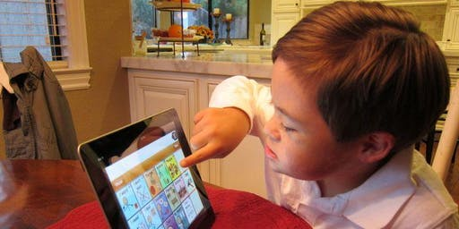Using ipads and iapps to support learning  for children with Down Syndrome