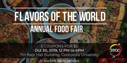 Food Fair: Flavors of the World