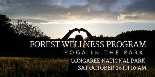 October Forest Wellness: Yoga in the Park