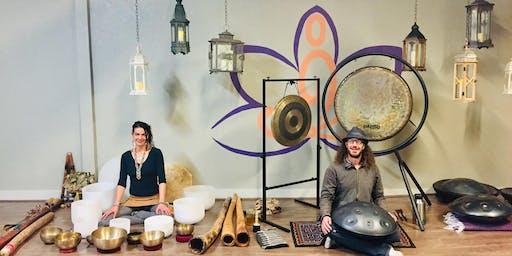 Sound Journey & Ceremony