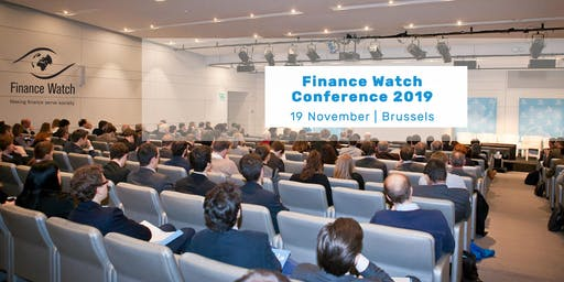 Finance Watch Annual Conference 2019